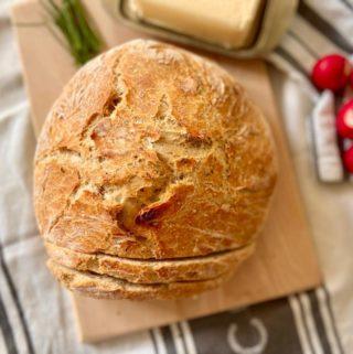 Francouzský domácí chléb