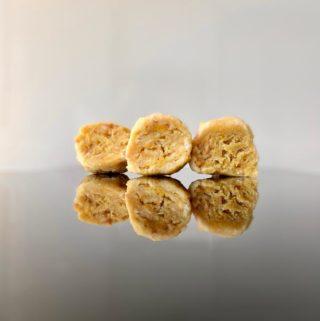 Rychlé bramborovo – houskové knedlíky
